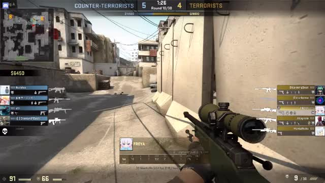 Watch and share Csgo GIFs and Awp GIFs by Valerie Anya on Gfycat