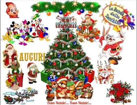 Watch and share Canti Di Natale - Campane Di Natale GIFs on Gfycat