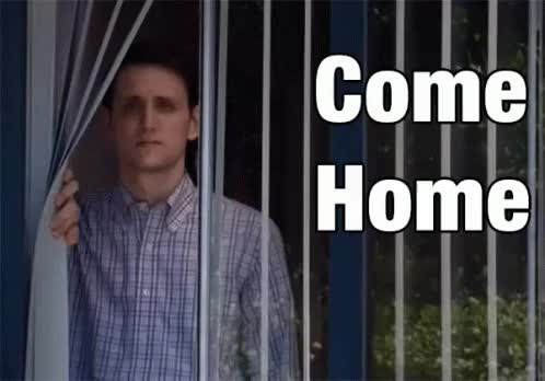 Watch and share Come Come Home GIFs on Gfycat