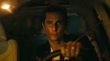 Watch and share Matthew Mcconaughey GIFs and Driving GIFs on Gfycat