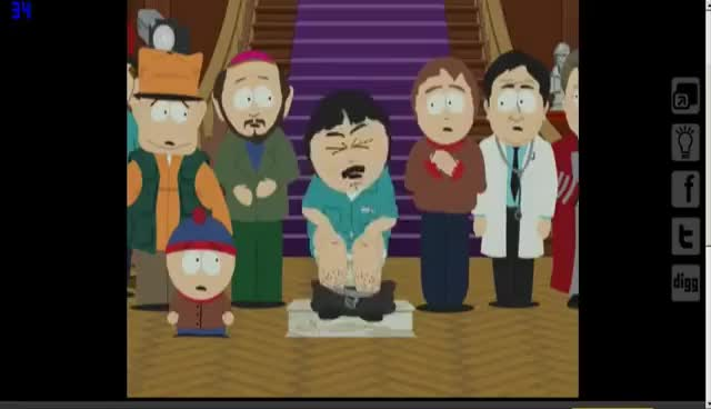 Watch Randy Marsh Poop GIF on Gfycat. Discover more Marsh, Poop, Randy GIFs on Gfycat