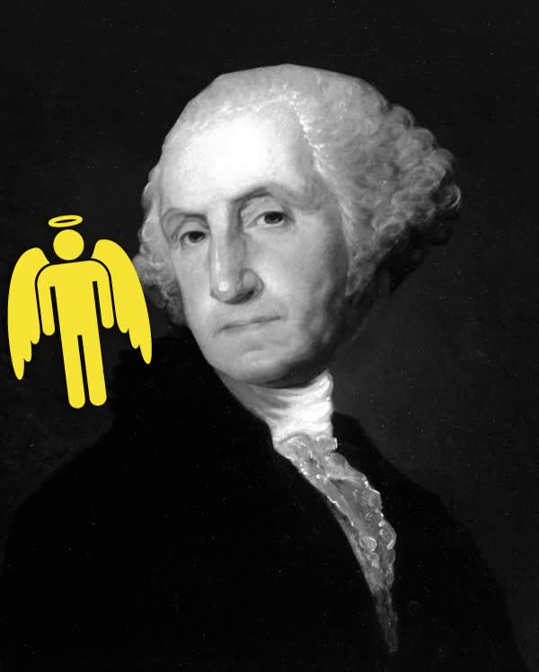 Watch and share 3. George Washington (1789-1797) GIFs on Gfycat