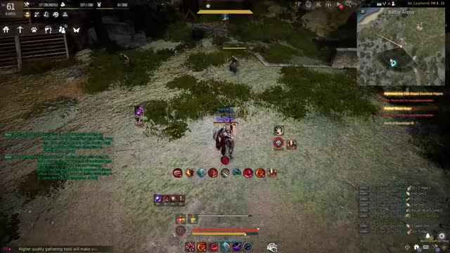 Watch Overwhelm > Ground Smash Cancel GIF by Renji (@ecedwards) on Gfycat. Discover more BDO, Black Desert Onlin, Combos, New FPS Changes, Warrior GIFs on Gfycat