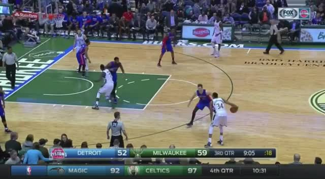 Watch and share Giannis GIFs by @KevinOConnorNBA on Gfycat