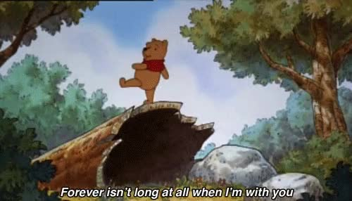 Watch and share Winnie The Pooh GIFs and Day In The Life GIFs on Gfycat