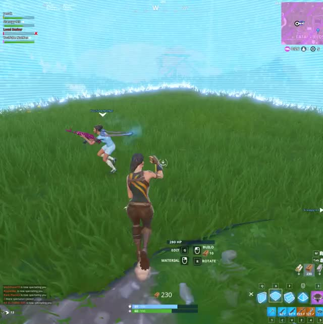 Watch Fortnite 2019.02.18 - 17.38.55.06.DVR Trim GIF on Gfycat. Discover more FortNiteBR, Fortnite GIFs on Gfycat
