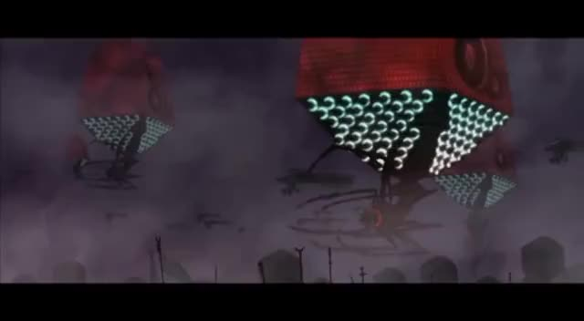 Watch and share The Animatrix - The Second Renaissance (Part 2) Battle GIFs on Gfycat