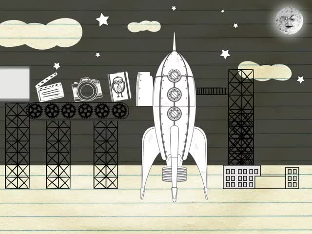 Watch this rocket GIF by gifmagine (@gifmagine) on Gfycat. Discover more rocket, transportation GIFs on Gfycat