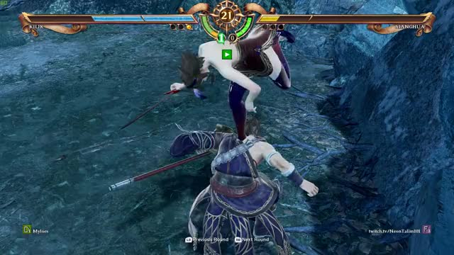 Watch and share Soul Calibur VI 2018.11.12 - 00.05.40.01 GIFs on Gfycat