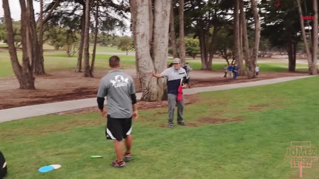 Watch St. Jude Disc Golf Charity Invitational Round 1 | McBeth, Barsby, Rico, Feldberg GIF on Gfycat. Discover more disc, disc golf (sport), golf GIFs on Gfycat