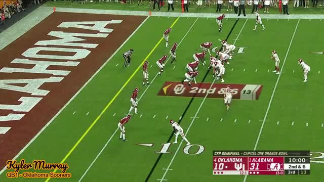 Watch and share QB Kyler Murray Entire 2018 Season 3 Hours GIFs by aquapolo1 on Gfycat
