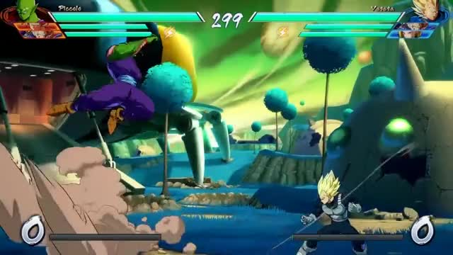 Watch Dragon Ball FighterZ Gameplay Session 3 Meta Abe Vs Hellpockets (NO COMMENTARY) GIF on Gfycat. Discover more anime, fgc, video games GIFs on Gfycat