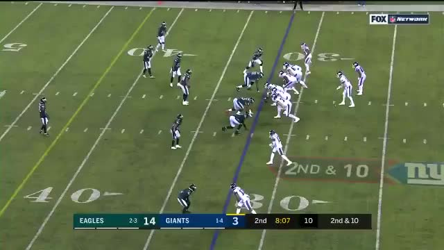 Watch and share Philadelphia Eagles GIFs and New York Giants GIFs on Gfycat