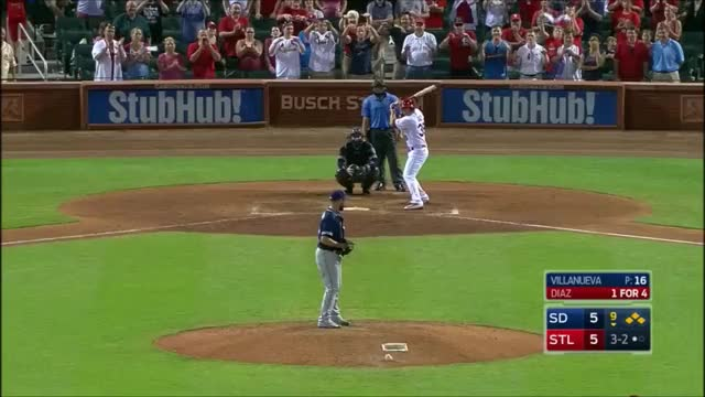 Watch First row and walk off GIF by efitz11 (@efitz111) on Gfycat. Discover more cardinals GIFs on Gfycat