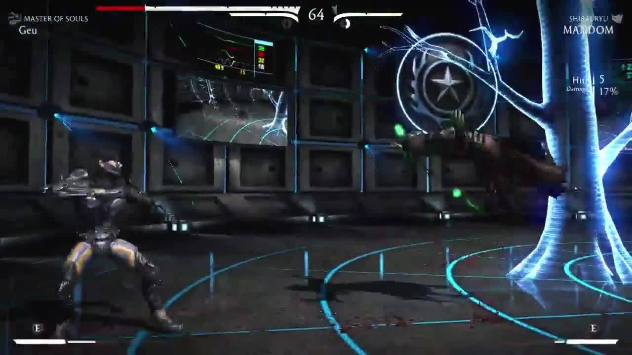 MortalKombat, mortalkombat, That feeling when you make a pixel comeback. (reddit) GIFs