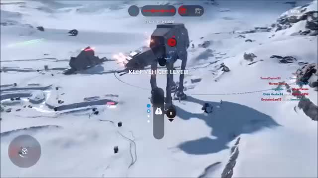 Watch and share Battlefront GIFs and Starwars GIFs on Gfycat