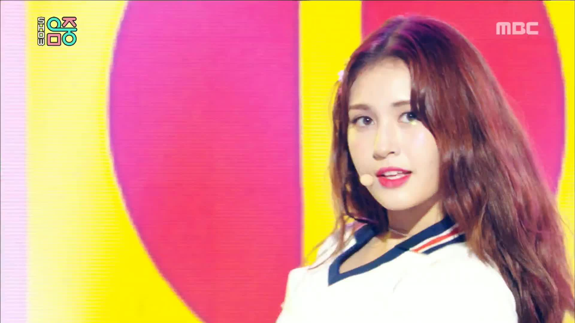 Somi Ending Fairy @ MBC Show! Music Core GIF by Cookie