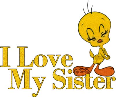 Watch and share To My Lil Sis Jen I Love You So Much animated stickers on Gfycat