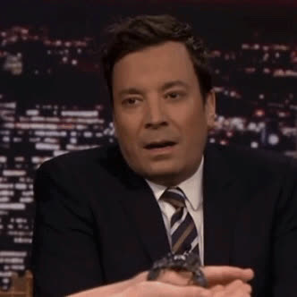 confused, dumb, huh, idk, jimmy fallon, laurel, what, yanny, Jimmy Fallon Confused GIFs
