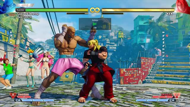 Watch Sagat VT combo GIF on Gfycat. Discover more StreetFighter GIFs on Gfycat