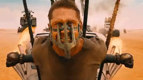 Watch and share Mad Max Fury Road GIFs and Movies GIFs on Gfycat