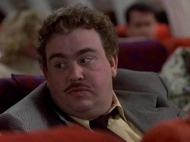 Watch and share Planes Trains And Automobiles - John Candy Jump Nodding Yes In Agreement GIFs by MikeyMo on Gfycat
