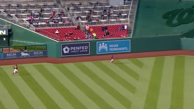 Watch and share Nationals Fan Quits After Missing Home Run Ball. GIFs by handlit33 on Gfycat