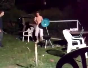 Watch and share Barbeque Blows Up!! GIFs by PM_ME_STEAM_K3YS on Gfycat