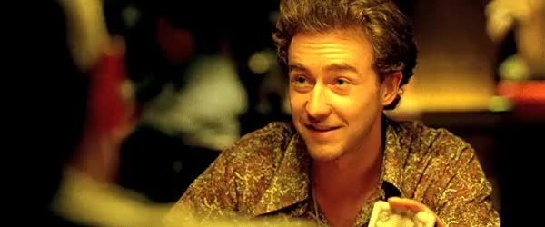 Watch Rounders gifs GIF on Gfycat. Discover more edward norton GIFs on Gfycat