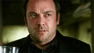 Watch Does Anyone Else Feel Sorry For Crowley? GIF on Gfycat. Discover more mark a. sheppard GIFs on Gfycat