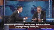Watch Colbert Stewart GIF on Gfycat. Discover more related GIFs on Gfycat