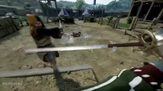 Watch Mordhau parry GIF on Gfycat. Discover more related GIFs on Gfycat