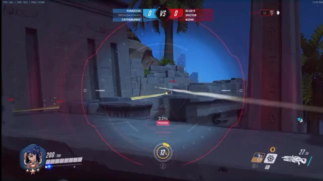 Watch widowmaker 3v3 GIF on Gfycat. Discover more related GIFs on Gfycat