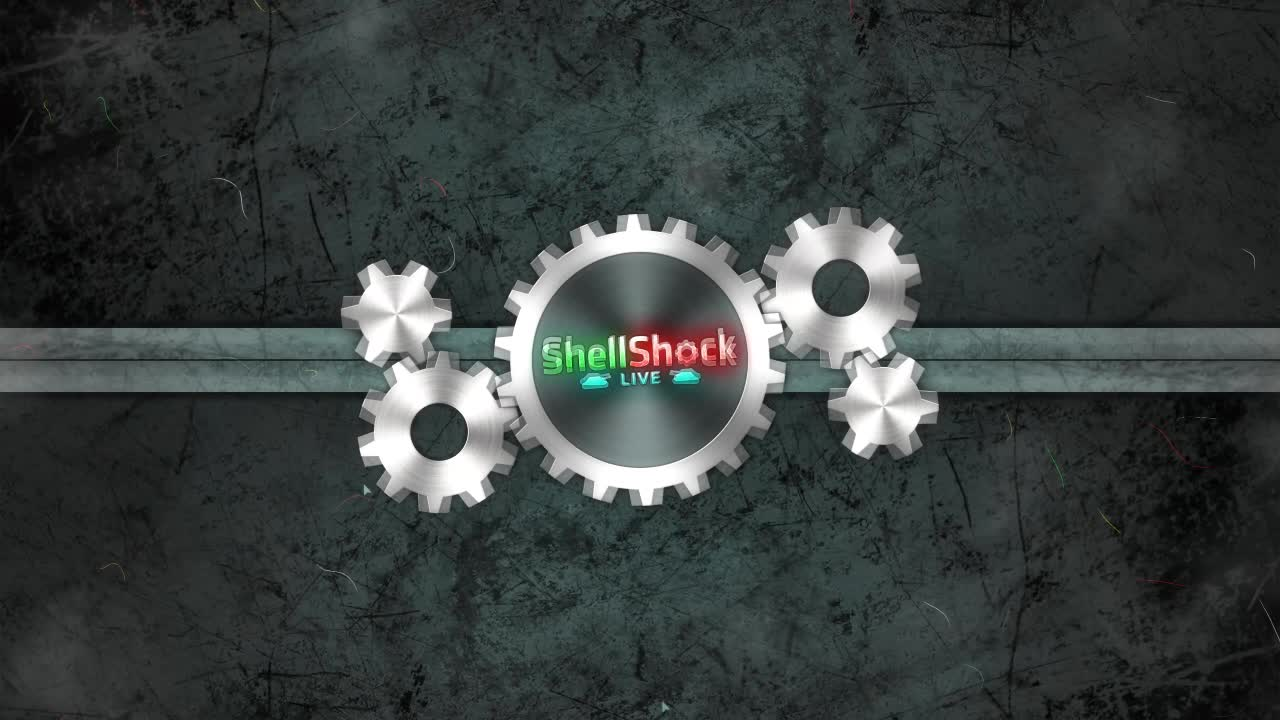 Shellshock Live post-round stats GIFs