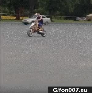 Watch and share Motorbike Crash Gifs Wheel GIFs on Gfycat
