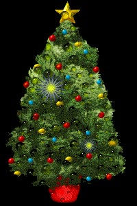 Watch and share Animated Christmas Tree Image GIFs on Gfycat