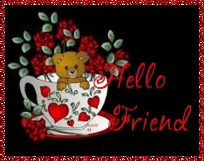 Watch and share Hello Friend GIFs on Gfycat