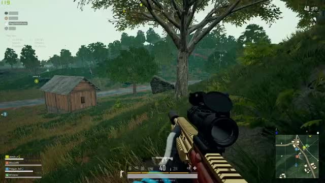 Watch M416 suppressor 1vs3 GIF by MissioN (@0912asd) on Gfycat. Discover more PUBATTLEGROUNDS, pubg GIFs on Gfycat