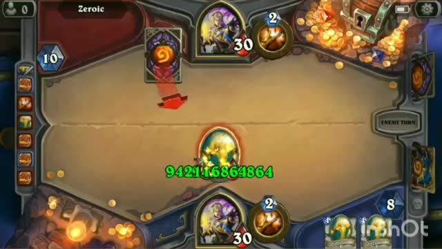 Watch this GIF by @icecocacola64 on Gfycat. Discover more hearthstone GIFs on Gfycat
