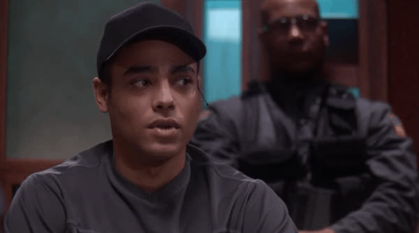 YES, correct, disappointed, reactions, stargate atlantis, thats right, [disappointed] disappointed gif GIFs