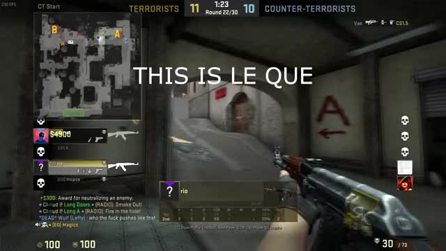 Watch and share Counterstrike GIFs by magic on Gfycat