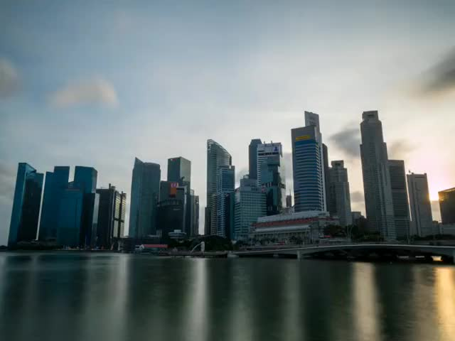 Watch and share Hyperlapse Marina Bay Singapore GIFs by Marco Debus on Gfycat