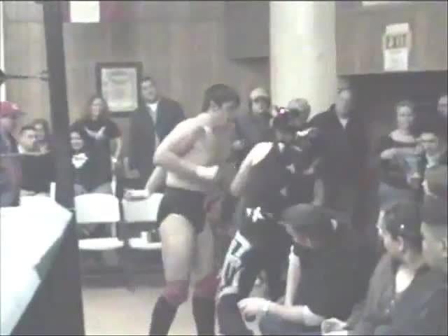 amazing, apw, awesome, chimaera, devil, drago, epic, full, jacket, Outside the ring GIFs