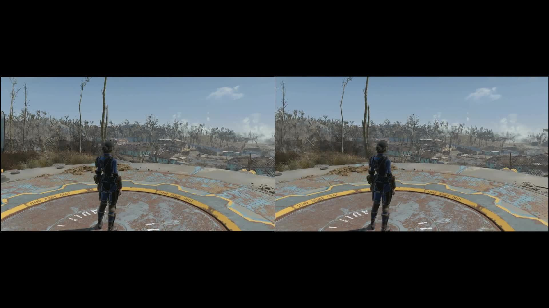 CrossView, crossview, FO4 crossview test GIFs