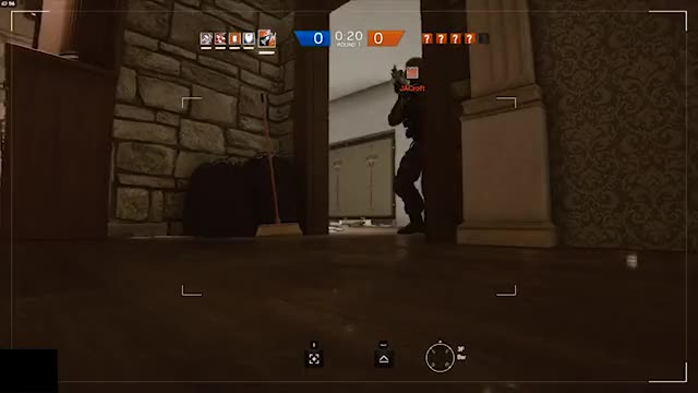 Watch One of my best drone placements yet! (reddit) GIF by @breaking_beard on Gfycat. Discover more rainbow6 GIFs on Gfycat