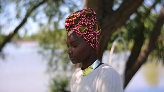 Watch and share Jamaican Headwrap - FANTA GIFs on Gfycat