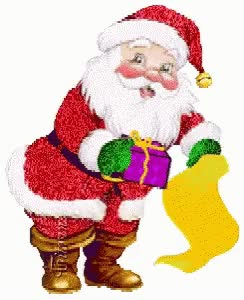 Watch and share Santa Clause GIFs on Gfycat