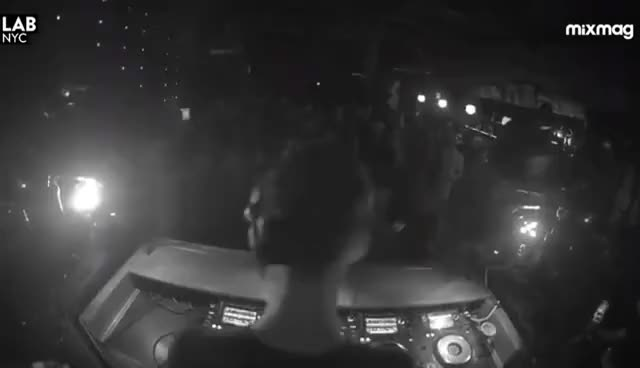 Watch CHARLOTTE DE WITTE & LEDISKO in The Lab NYC [Turbo Recordings Showcase ] GIF on Gfycat. Discover more related GIFs on Gfycat