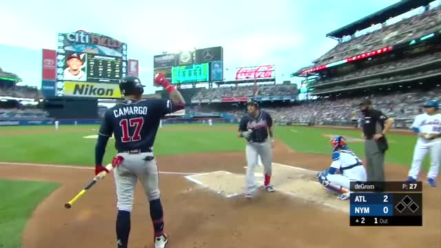 Watch and share Atlanta Braves GIFs by handlit33 on Gfycat