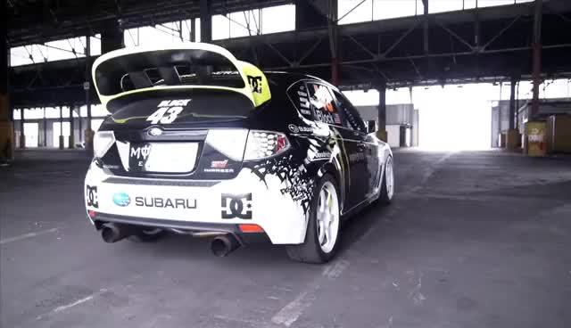 Watch and share Drifting GIFs and Subaru GIFs on Gfycat